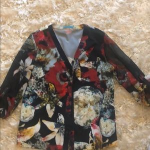 Alive and Olivia Blouse